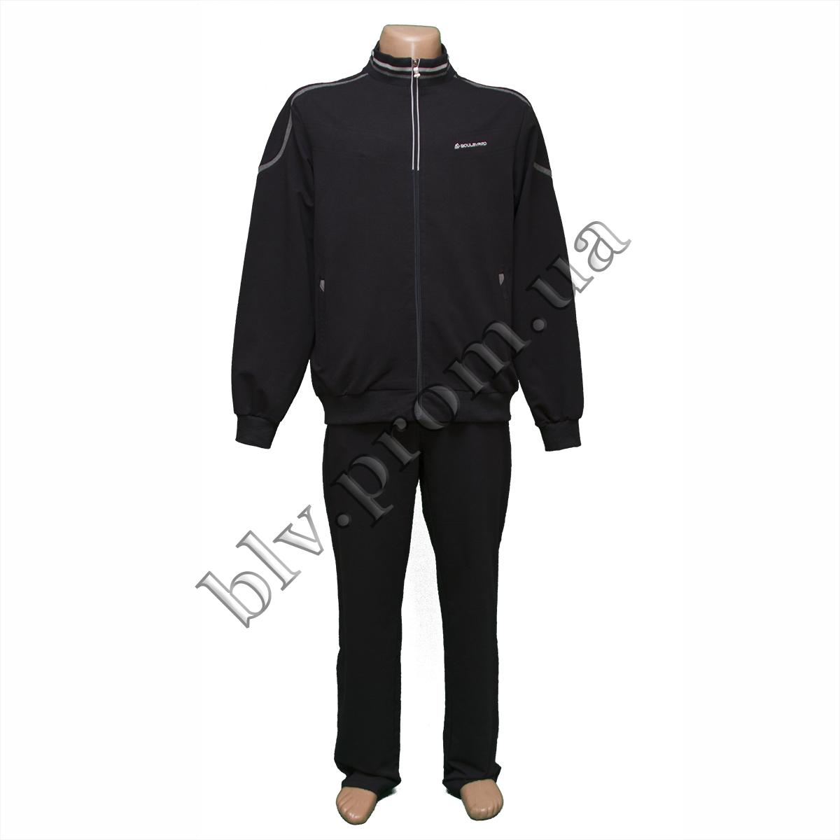 Спортивные костюмы мужские новые модели тм. Boulevard  FZ1601N