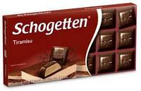 Шоколад черный Schogеtten Tiramisu 100г