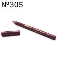 Карандаш для губ (нежный темно-розовый) LaCordi 305