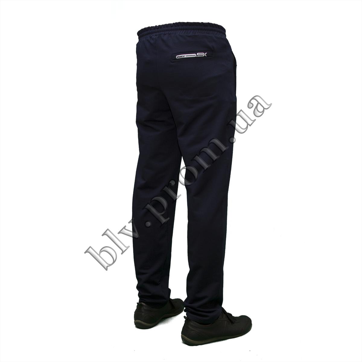 Трикотажні чоловічі штани тм. Shooter 2524