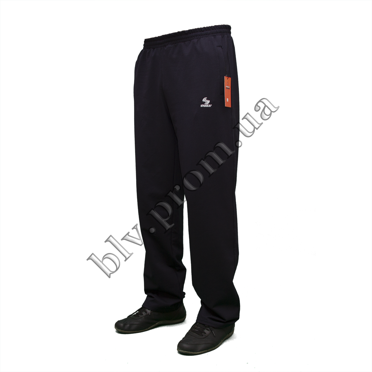 Трикотажные мужские брюки Баталы тм. Shooter  2524G
