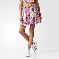 Женская юбка Adidas originals farm bananas (Артикул: AJ8157)