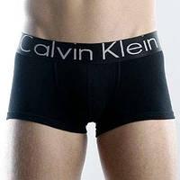 Мужские трусы боксеры Calvin Klein black, черные, фото 1