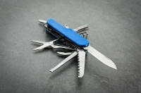 Мульти инструмент 2601 многофункциональный туристический рыбацкий нож