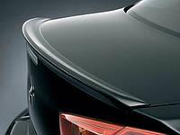 Спойлер сабля Mitsubishi Lancer X