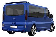 Спойлер Opel Vivaro Trafic Primastar на крышу