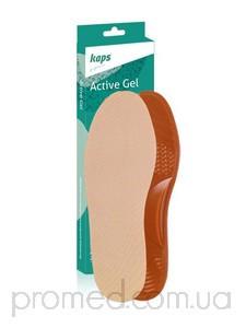 Ортопедические гелевые стельки при диабете Kaps Active Gel