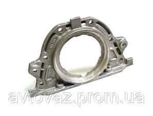 Крышка двигателя ВАЗ 2101, ВАЗ 2103, ВАЗ 2104, ВАЗ 2106, ВАЗ 2107 задняя держатель сальника