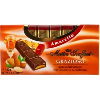 Шоколад Maitre Truffout GRAZIOSO Амаретто Австрія 100г