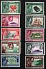 1938-1940 Pitcairn Island SG#1-8