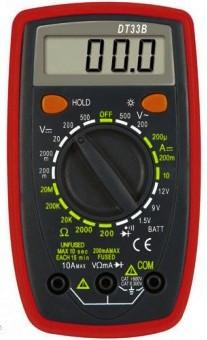 Мультиметр универсальный DT33B