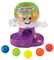 Fisher-Price Учись и играй Гамбол с мячиками на английском Laugh & Learn Count and Color Gumball