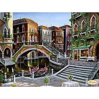 ТК-059 Венецианскими улочками. Тэла Артис. Схема для вышивания бисером