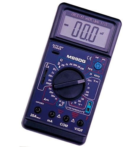 Цифровой мультиметр DT890G