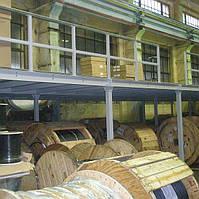 Промышленные складские платформы