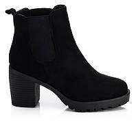 Женские ботинки Stockton blаck, фото 1