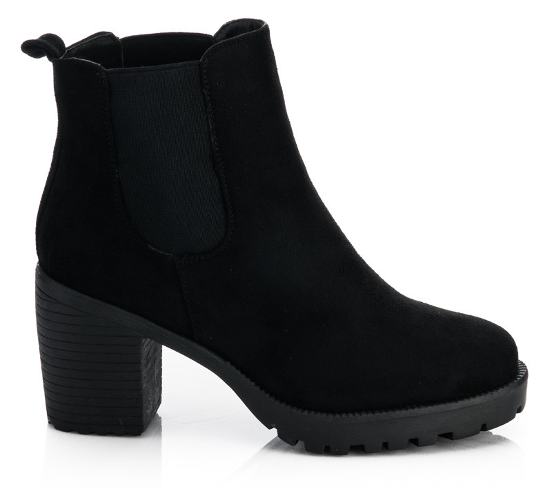 Женские ботинки Stockton blаck