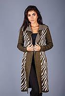 Стильный и элегантный кардиган-пальто