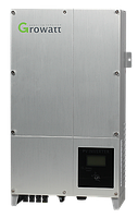 Сетевой инвертор GROWATT 10000UE (10 кВт, 3-фазный, 2 МРРТ) зеленый тариф