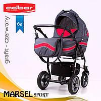 Коляска 3 в 1 Adbor Marsel Sport 6a, фото 1