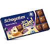 Шоколад молочный Schogеtten Blueberry Muffin с черничным пирогом 100г