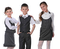 Школьная форма может быть модной!
