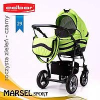 Коляска 2 в 1 Adbor Marsel Sport 29, фото 1