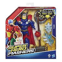 Разборные фигурки супергероев, Тор - Thor, Super Hero Mashers, Marvel, Hasbro