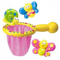 Игровой набор для ванной Поймай бабочку Alex 695