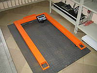 Весы электронные паллетные (П-образные) ВН-1500-4-П