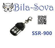 Брелок радиоканальный SSR-900 433 МГц (пульт дистанционного управления), Tesla Security