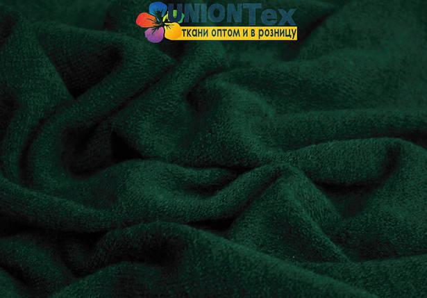 Ангора трикотаж темно- зеленый, фото 2
