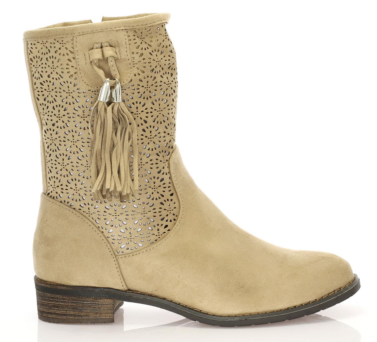 Женские ботинки Yuba