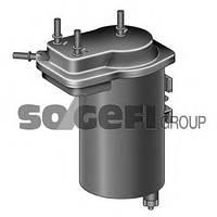 Топливный фильтр Purflux на Renault Kangoo