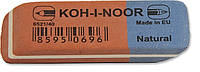 Ластик КОН-i-NOOR 6521/40 (красный/синий)