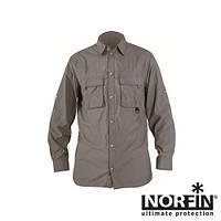 Рубашка Norfin COOL LONG SLEEVES GRAY р.XXXL (651106-XXXL)