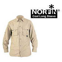 Сорочка Norfin COOL LONG SLEEVES р. XXXL (651006-XXXL)
