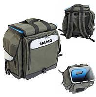 Ящик-рюкзак рыболовный зимний Salmo 61 (H-2061)