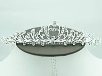 Великолепная диадема в кристаллах. Свадебная мода от Бижутерии оптом RRR. 62