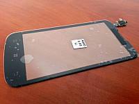 Сенсорный экран для LENOVO A800 черный Н/С