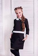 Платье с воротничком на девочку № 232 kir., фото 1