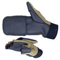 Перчатки-варежки Norfin WINDPROOF (703056-XL)