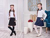 Платье с воротничком на девочку № 231 kir., фото 1