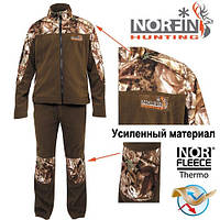 Флисовый костюм Norfin Hunting FOREST р.XL