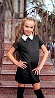 Платье с воротничком на девочку № 063 kir., фото 1