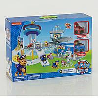 Детский игрушечный гараж