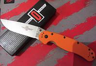 Складной нож Ontario Rat Folder 1 orange, (Оригинал)