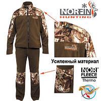 Флисовый костюм Norfin Hunting FOREST р.XXXL