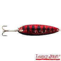 Блесна колеблющаяся Lucky John CROCO SPOON 26.0г 016 (LJCS26-016)