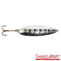 Блесна колеблющаяся Lucky John CROCO SPOON 26.0г 004 (LJCS26-004)